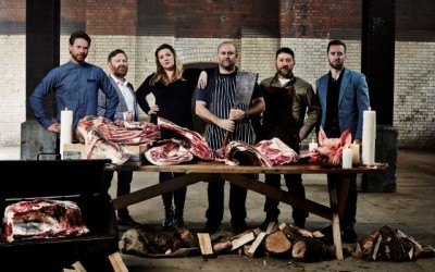 Talking live fire, salt rubs and top quality steak with Mat of Meatopia