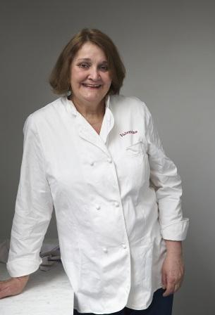 Discussing the power of zabaglione with Valentina Harris
