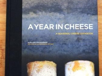 A Year In Cheese? Yes please!
