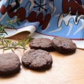 Rosemary Olive Oil Cookies