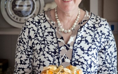 Lynn Hill of Clandestine Cake Club: having her cake and eating it