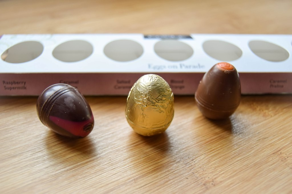 Easter Egg Flavours Hotel Chocolat