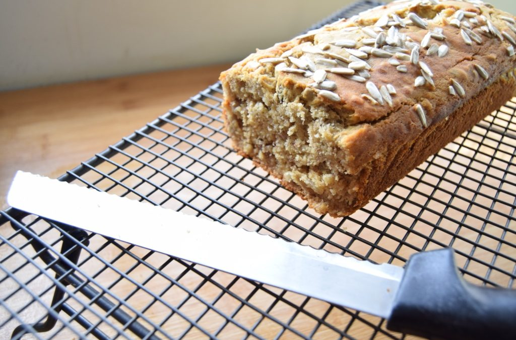 'Take Your Time' Tea-Infused Banana Bread