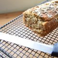 Tea-infused banana bread
