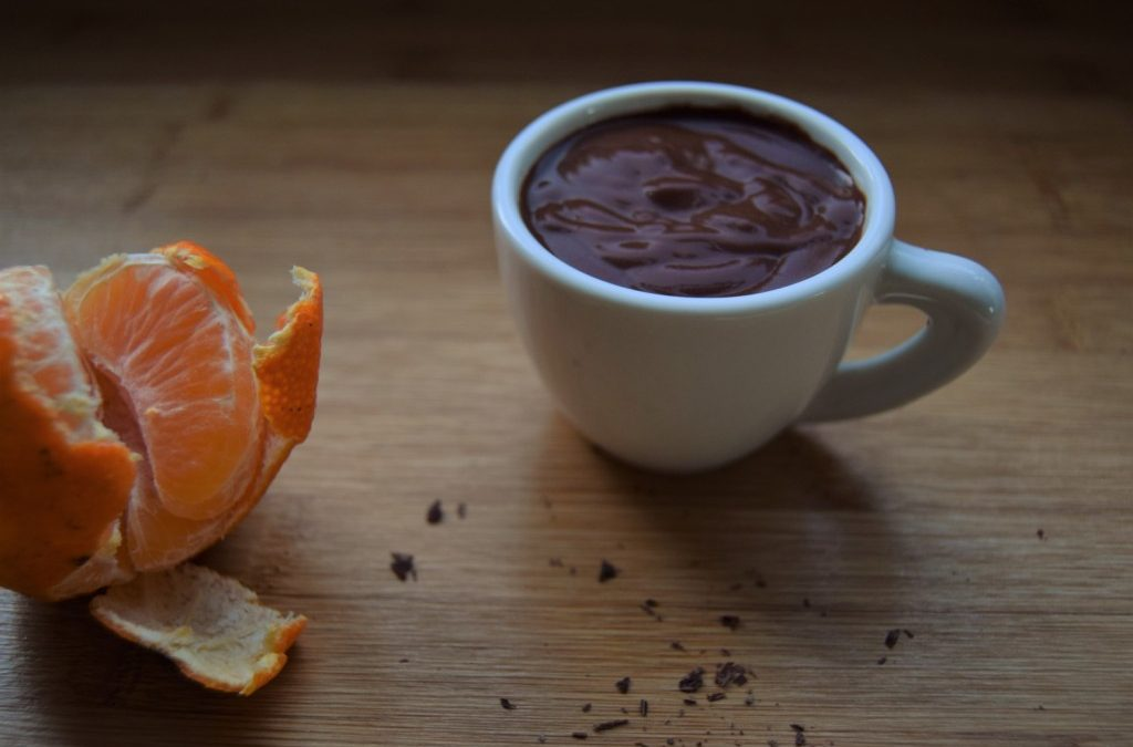 Mulled Hot Chocolate: a moment of festive mmmm!