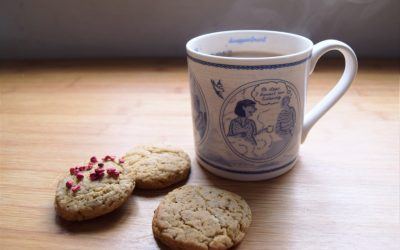 Small Moments & Mouthfuls: Lemon Olive Oil Cookies With Black Pepper
