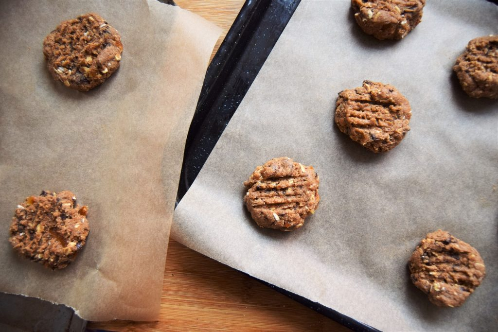 Marmalade Choc Chip Cookies