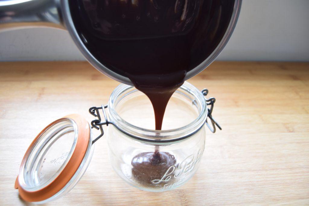 Chocolate Water Ganache